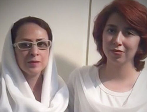 Gewetensbezwaarde en gevangene Raheleh Ahmadi verkeert in slechte gezondheid