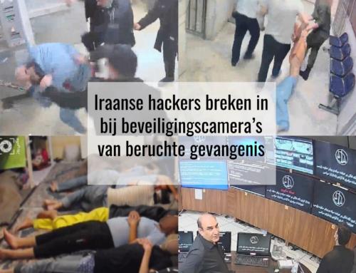 Iraanse hackers breken in bij beveiligingscamera's van beruchte gevangenis