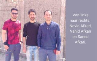 Navid and Saeed Afkari