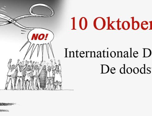 Internationale Dag tegen de Doodstraf, 10 oktober